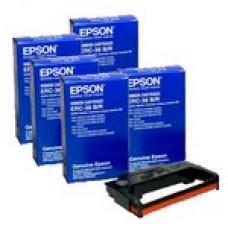 Epson ERC-38/S015374 打印機色帶 - (黑/紅色)